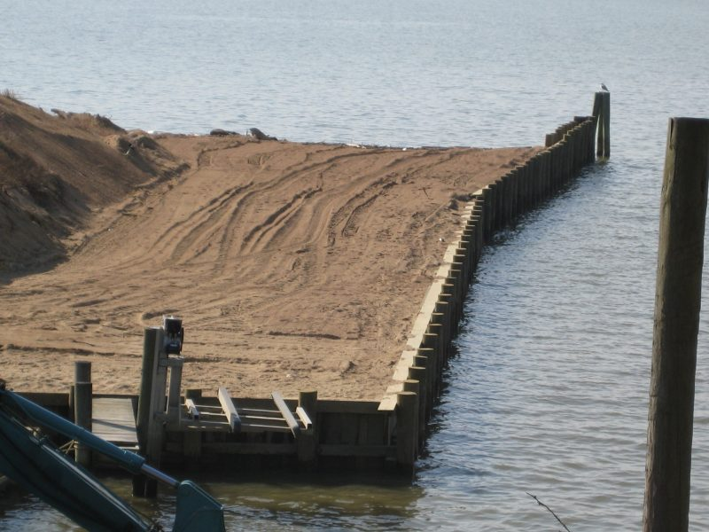 marine construction permits are necessary for all types of shoreline construction projects